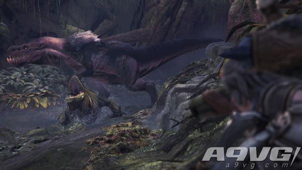 《怪物猎人世界》开发秘闻(六) 在生态系统中创造怪物