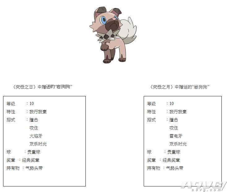 《精灵宝可梦 究极日月》9月22日开启预定 特典公开