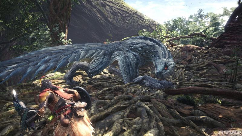 A9VG《怪物猎人世界》8小时试玩报告 大量新怪物视频曝光