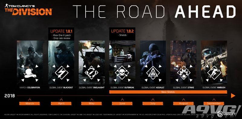 《全境封锁2》正式公布 游戏预计2018年内发售