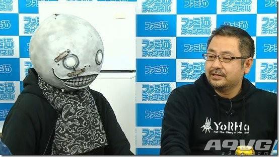 横尾太郎和白金工作室有意向重制《尼尔》初代