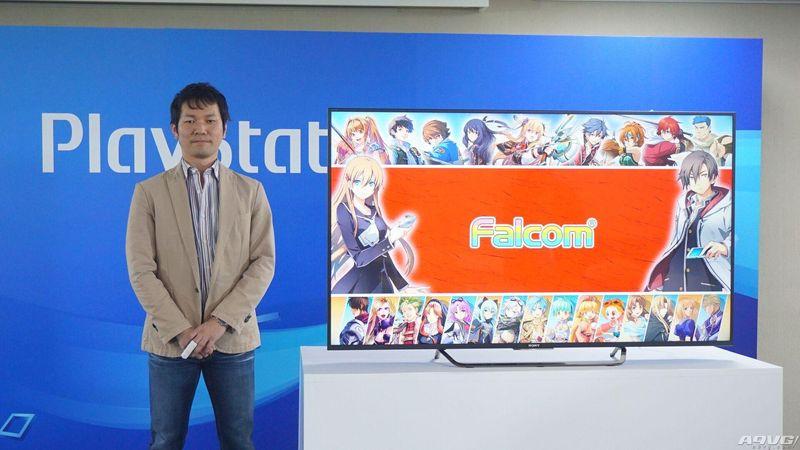 台湾电玩展近藤季洋采访 《闪之轨迹3》继承存档有困难