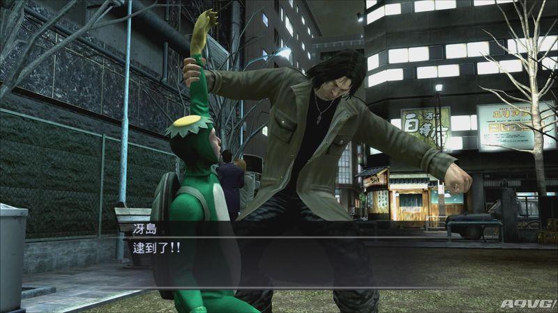 《如龙4》公开第5波中文游戏资讯 4位主角支线剧情介绍