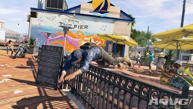 打造无缝游戏体验  《看门狗2》全新PVP赏金猎人模式公布