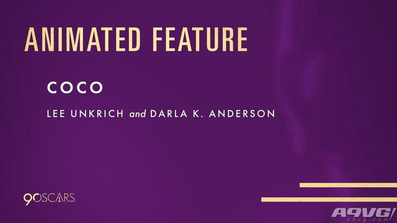 第90届奥斯卡获奖名单汇总:《水形物语》获最佳影片奖