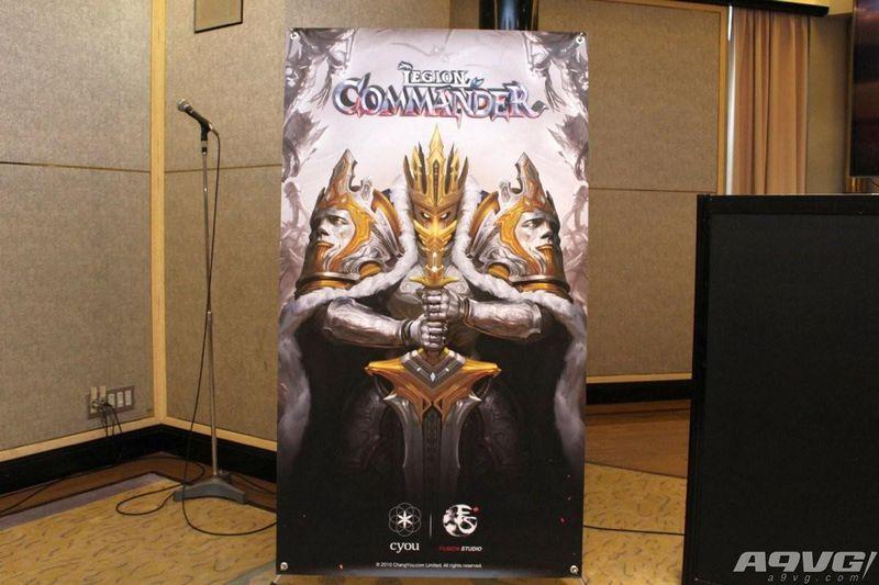 终于有PS4游戏过审了 国产RTS《军团指挥官》已过审