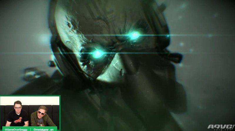 《合金装备5:幻痛》第一章幻肢任务试玩视频公布
