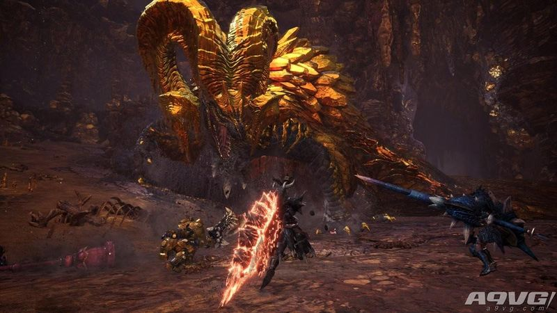 《怪物猎人世界》新怪物烂辉龙登场 第二弹免费更新公布