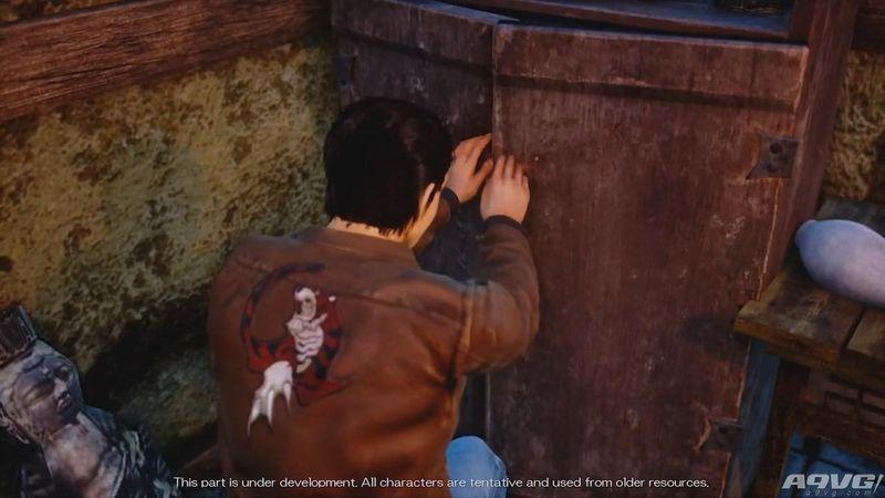 《莎木3》第二段开发者日志影像公开 2017年发售