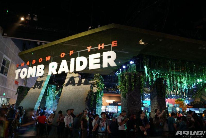 E3 2018会场内各展台现场图集 生化2警车、辐射死亡爪等