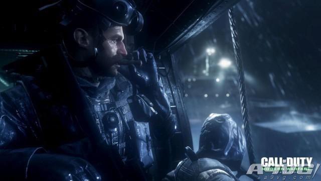《使命召唤4》高清版将不会单独发售 附原版画面对比