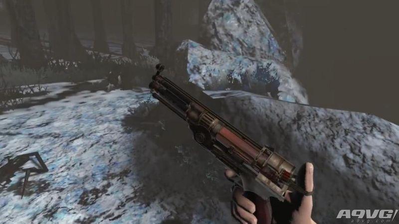 《Nevrosa:逃脱》评测:融合多种风格的VR密室逃脱游戏