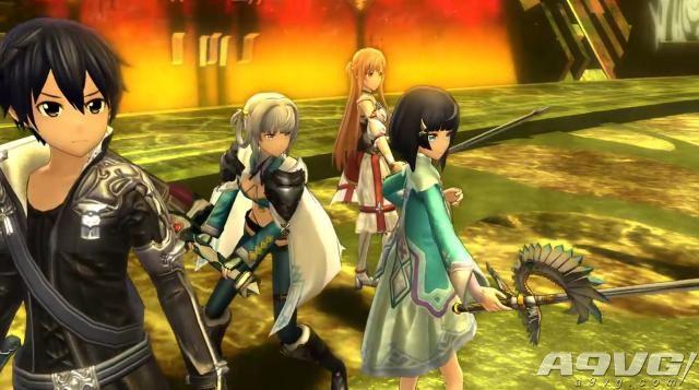 《刀剑神域:虚空幻界》10月27日登陆Steam