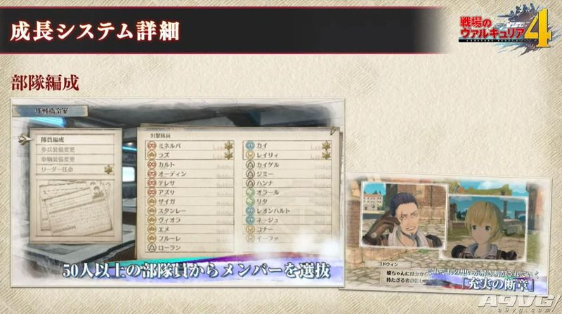 《战场女武神4》实机视频发表 新系统和新兵种公开