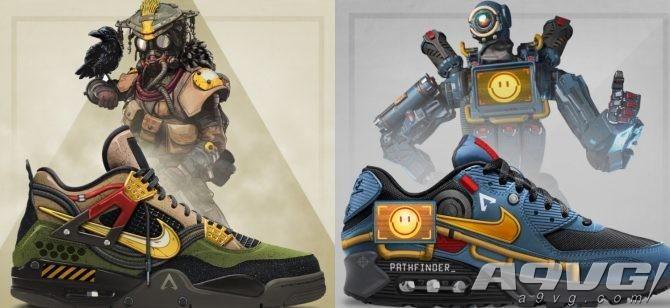 《Apex英雄》明日推出新武器 粉丝设计英雄主题篮球鞋