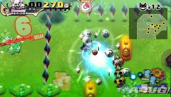 《公主是财迷》游戏画面初公开 画风可爱的ARPG