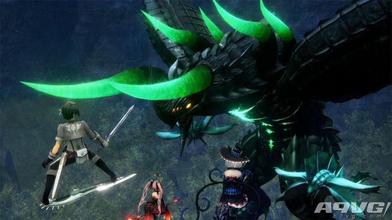 《龙星的瓦尔尼尔》首个宣传视频与详细情报 非主流RPG新作