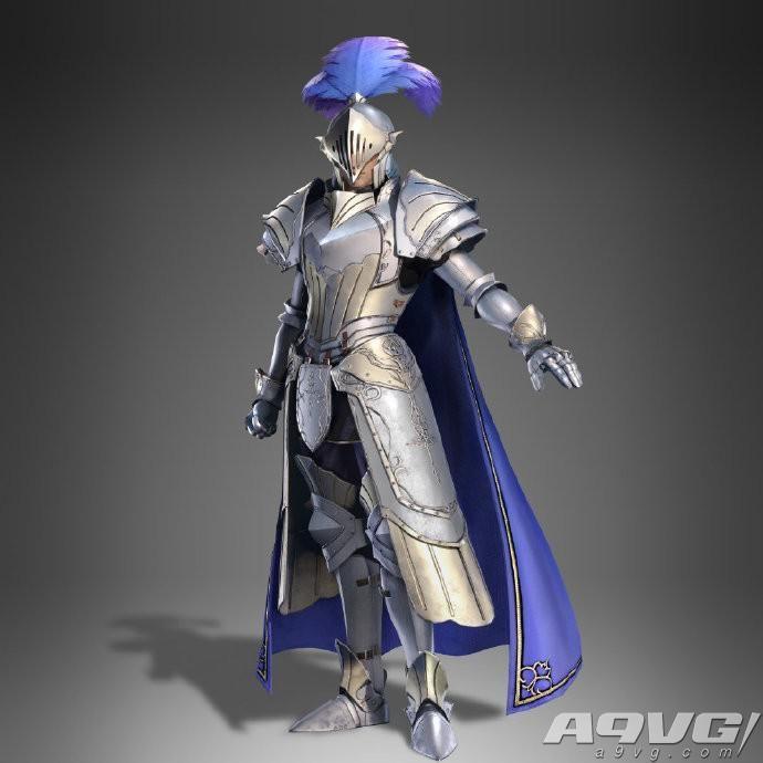 《真三国无双8》季票3上架 第一波骑士风服装造型公开