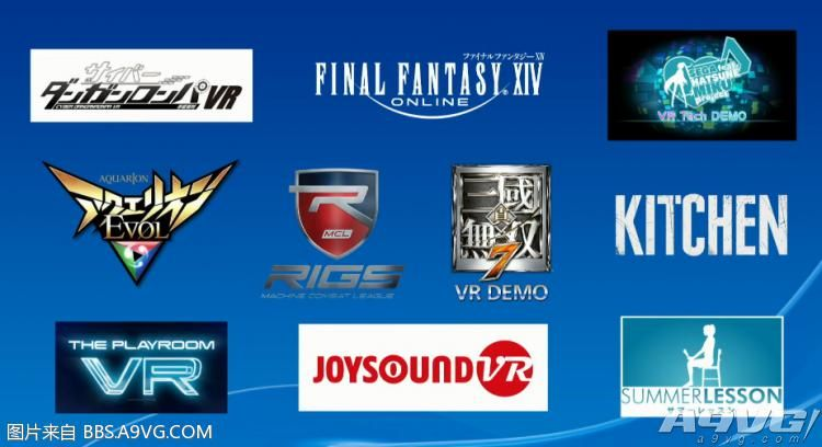 """索尼代号""""墨菲斯计划""""正式定名为PlayStation VR"""