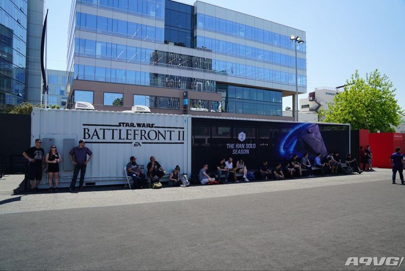 EA PLAY 2018现场图集 《圣歌》《战地5》等多款作品出展
