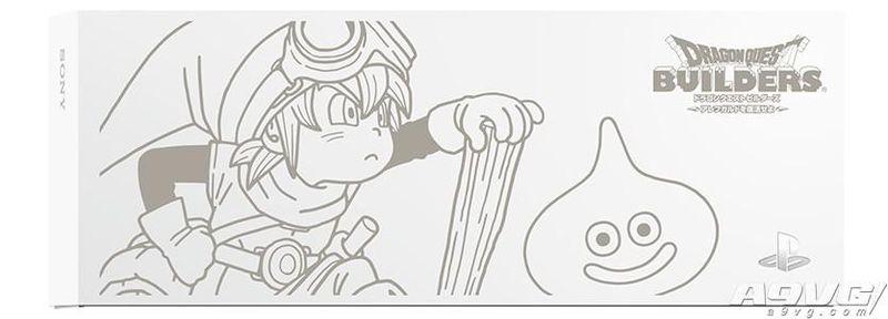《勇者斗恶龙 建造者》限定PS4主机公开 售价37480日元