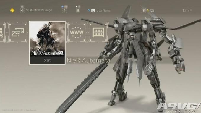 《尼尔:机械纪元》义体系统介绍 DLC宣布