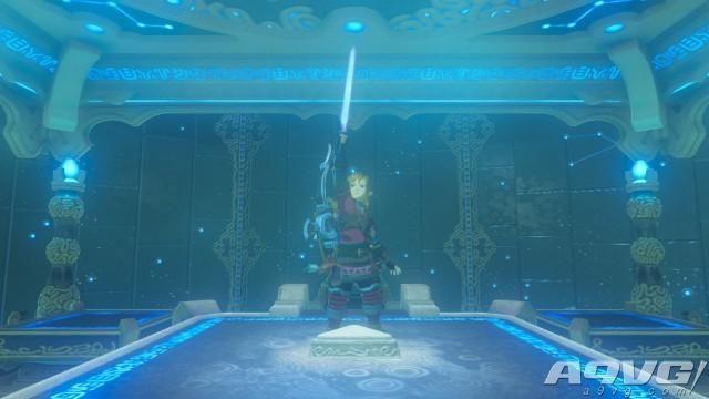 《塞尔达传说荒野之息》剑之试炼极位挑战要点攻略