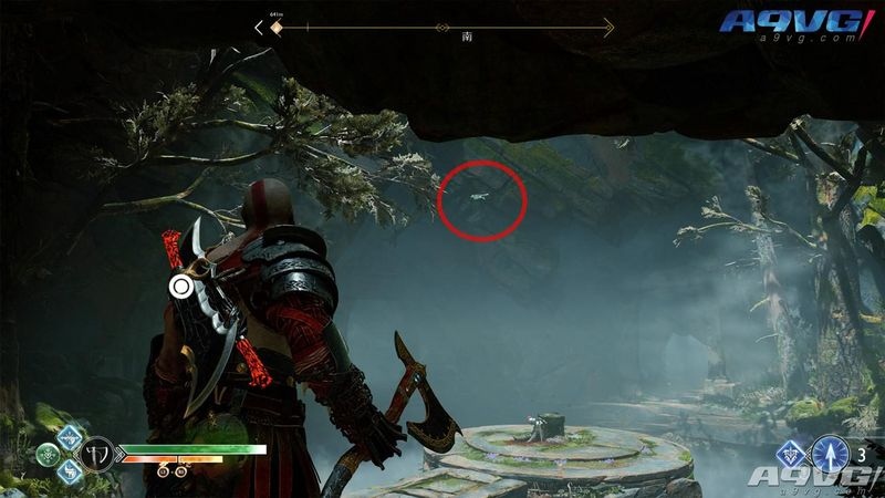 《战神4》全渡鸦位置视频攻略 新战神的乌鸦地点都在哪里