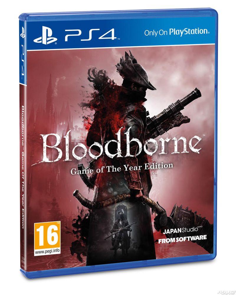 《血源诅咒:年度版》11月27日上市 包含老猎人DLC