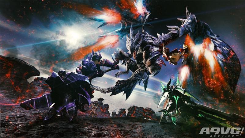 A9VG专访《怪物猎人XX》制作人:将来一定会出中文版