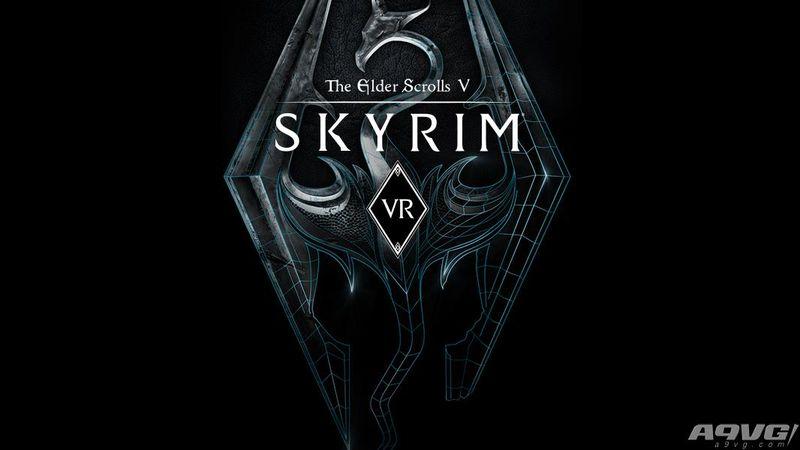 《上古卷轴5 天际VR》11月17日登陆PSVR平台