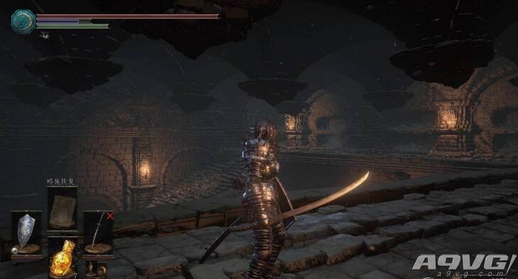 《黑暗之魂3:轮环之都》黑龙阳光之枪打法攻略