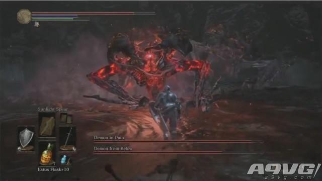 """《黑暗之魂3》DLC""""轮环之都""""实机试玩视频放出 疯狂死亡受虐"""
