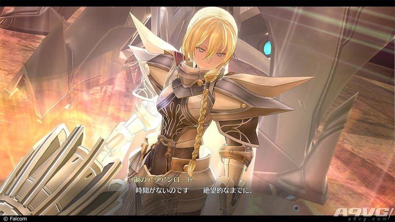 《英雄传说 闪之轨迹4》数名敌方角色截图与本作故事走向