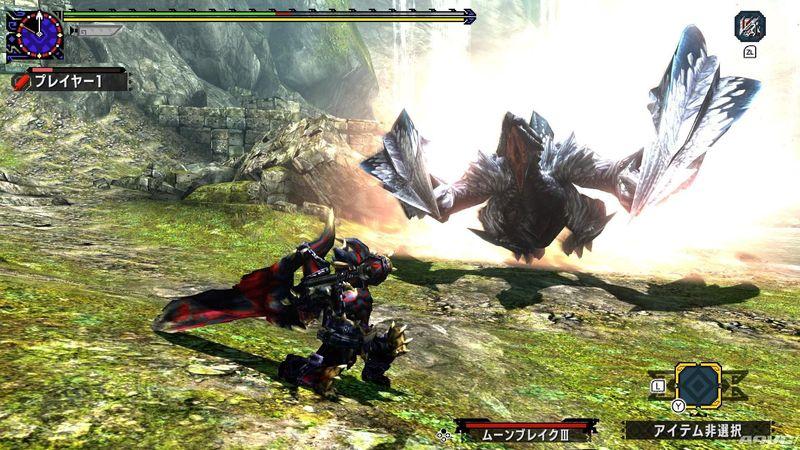 Switch《怪物猎人XX》新截图公开 发售日8月25日