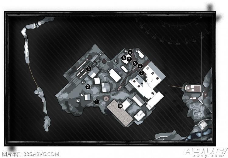古墓丽影崛起全收集全挑战攻略 标注地图集