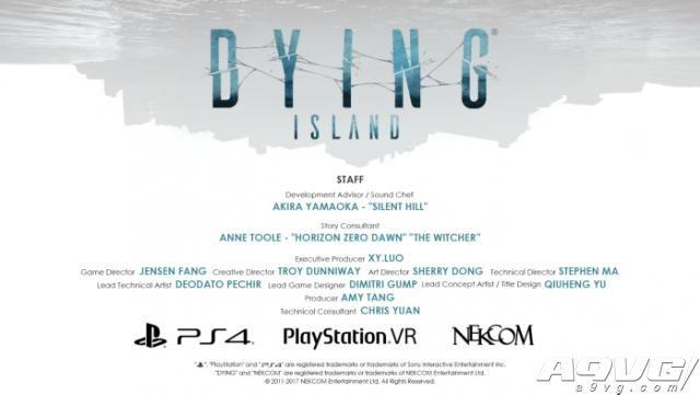山冈晃与《地平线》编剧加盟国内游戏开发商铃空新作《DYING ISLAND》