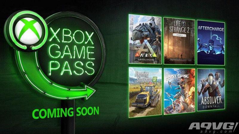 Xbox Game Pass 2019年1月阵容:《奇异人生2》等加入