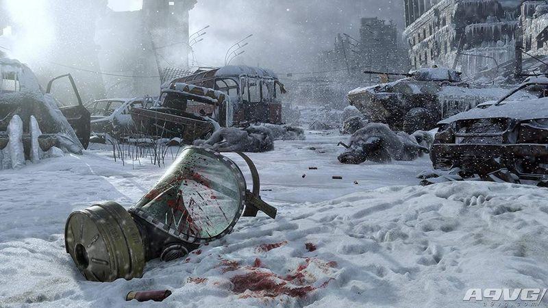 核战后的恐怖求生 《地铁:大逃亡》重回危机处处的莫斯科