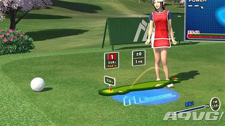 《大众高尔夫VR》试玩体验报告 挥杆精确度还有待提高