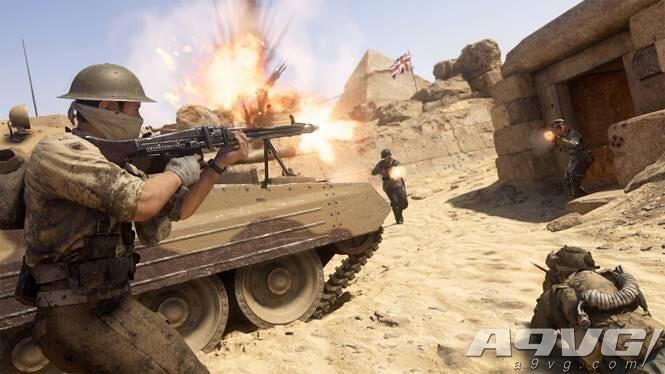 《使命召唤 二战》DLC2扩展包The War Machine官方预告片