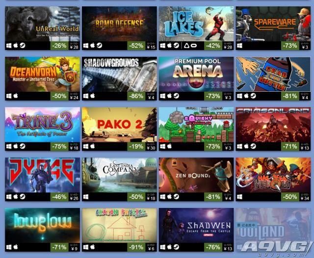 Steam 12月7日特别优惠推荐:《古墓丽影崛起》《量子破碎》《马克思佩恩》《迸发》