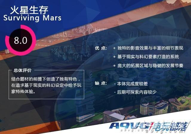 《火星求生》评测:一场强强联合的全新征程