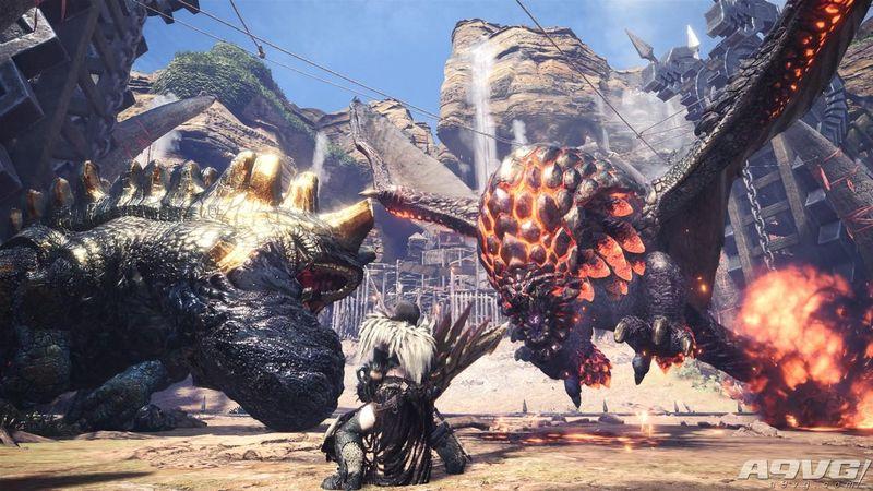 《怪物猎人世界》3月活动任务及挑战任务时间一览