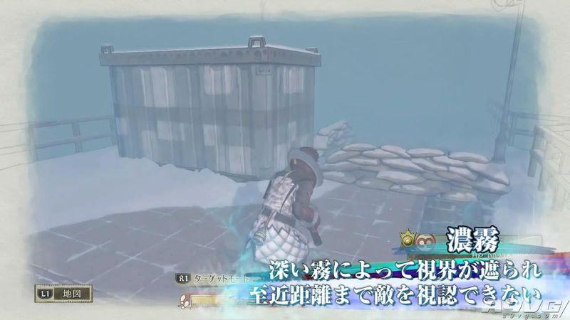 《战场女武神4》关卡场景介绍视频 将有系列规模最大战场