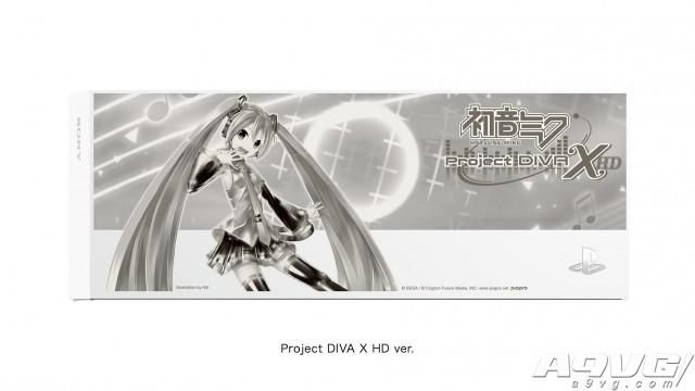 《初音未来歌姬计划》将推出限定刻印PS4主机