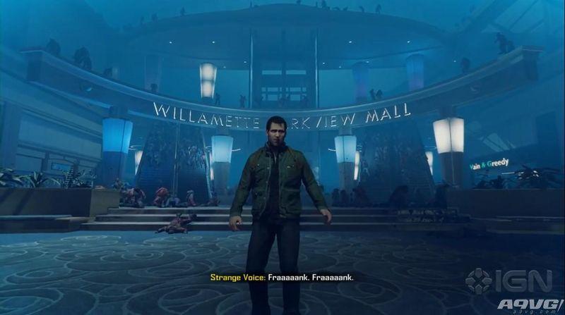 《丧尸围城4》游戏前33分钟试玩映像公布 发售日12月6日