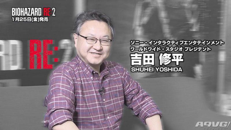 吉田修平挑战《生化危机2 重制版》体验版 短视频集第七弹
