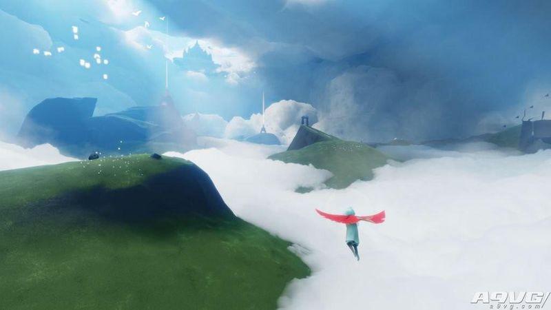 陈星汉新作《Sky光遇》公布!平台为iOS
