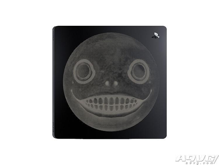 《尼尔:机械纪元》限定版PS4将于2月23日上市 刻印图案为埃米尔
